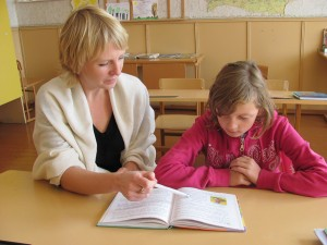 Школа в Пушках: среди природы и для природы
