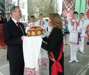 Первый областной фестиваль-ярмарка «Дажынкі-2010» состоялся в Россонах