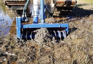 ОАО «Лиозненский райагросервис» планирует разработку торфа и добычу сапропеля в западной части озера Буёвское