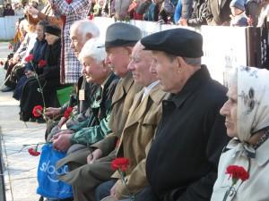 Жители Лиозно отпраздновали 67-ю годовщину со дня освобождения от немецко-фашистских захватчиков