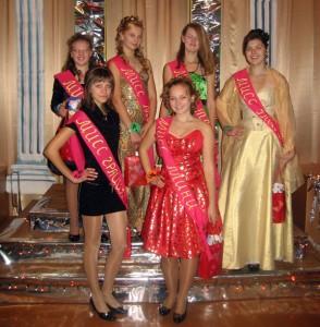 Конкурс красоты и талантов состоялся в агрогородке Крынки