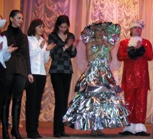 В конце октября в районном Доме культуры прошёл первый тур районного проекта «Парад профессий»