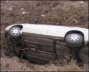 7 ноября в Лиозненском районе произошло очередное ДТП и был угнан автомобиль