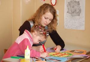 Выставка семейных работ появилась в детском саду № 2 «Пралеска» г.п. Лиозно