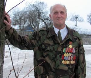 Для жителя г. п. Лиозно Владимира Кошелева риск — дело привычное