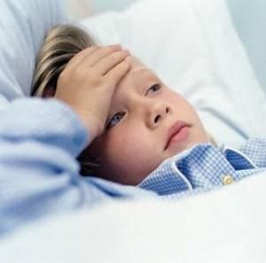 У ребёнка болит голова…