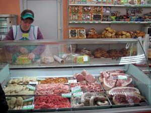 14 февраля в горпосёлке открылся обновленный магазин «Кулинария»