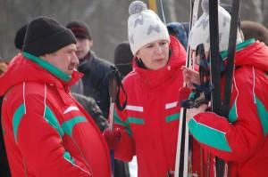 26 февраля в агрогородке Пушки состоялось культурно-спортивное мероприятие «Лиозненская лыжня-2011».