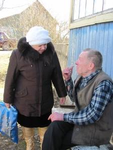 25 апреля с.г. исполняется 25 лет со дня создания в Республике Беларусь службы социальной помощи на дому.