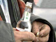 Расплатился спиртным — заплатил штраф
