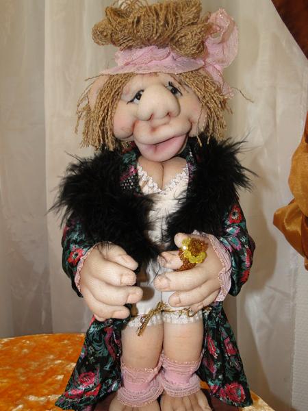 В Лиозненском военно-историческом музее проходит выставка «Кукольный мир»