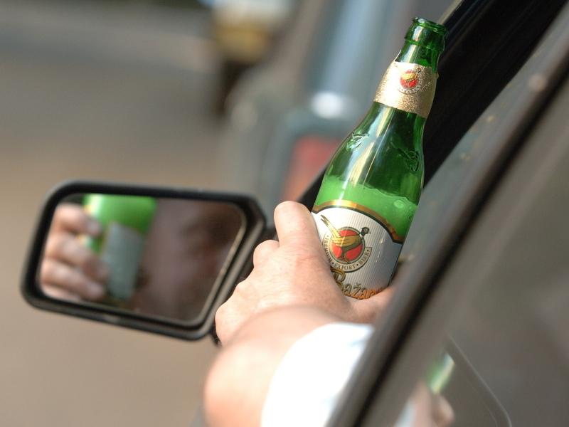 Более шестидесяти водителей наказаны за управление автотранспортом в нетрезвом виде