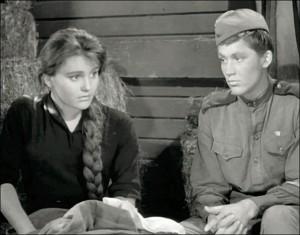 Умерла главная героиня фильма «Балада о солдате» Жанна Прохоренко