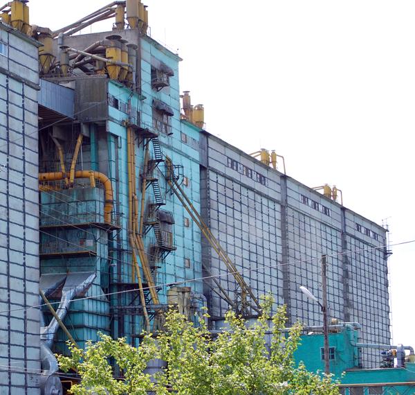 РУП «Лиозненская хлебная база» продолжает работать в напряженном темпе