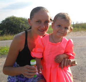 Учительница начальных классов Колышанской БШ Лиозненского района Ольга Козлова всегда мечтала о большой семье