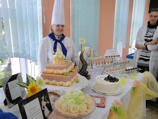 В Лиозно прошёл 30 областной конкурс-семинар поваров, кондитеров и официантов