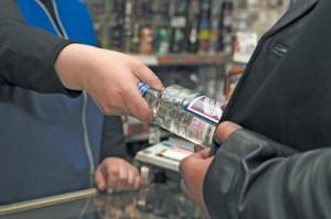 В магазинах Лиозненского района не будут продавать спиртное