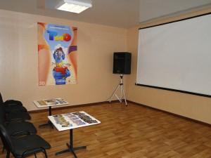 В новом зрительном зале кинотеатра «Світанак» можно будет посмотреть фильм по заказу
