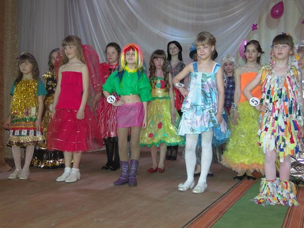 Первый этап проекта «Я — модель» прошел в Лиозненском районном Доме культуры