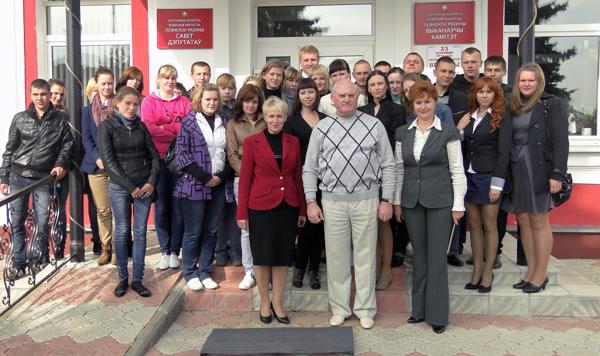 Около сотни молодых специалистов прибыли в этом году в Лиозненский район