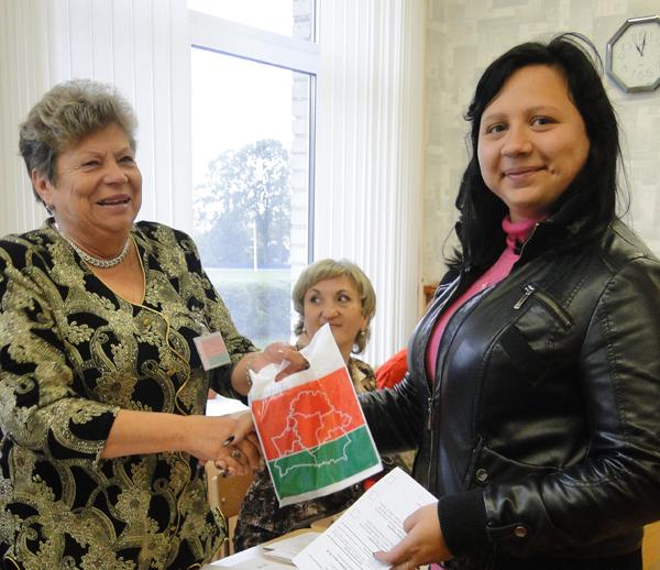 Выборы в Лиозно прошли четко и прозрачно