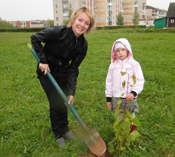 Праздник для жителей микрорайона «Школьный» прошел в минувшую субботу