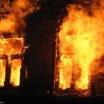 Сгорели в Горянах…