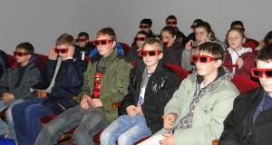 3D в лиозненском кинотеатре