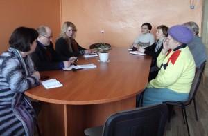 Проблемы инвалидов обсуждались за «круглым столом»