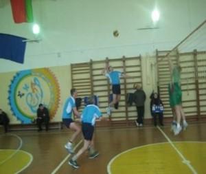 Лиозненские волейболисты стали призёрами областного турнира