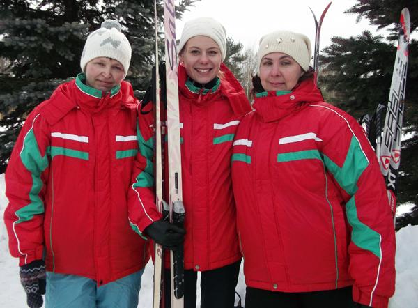 «Лиозненская лыжня-2013» прошла в Пушках