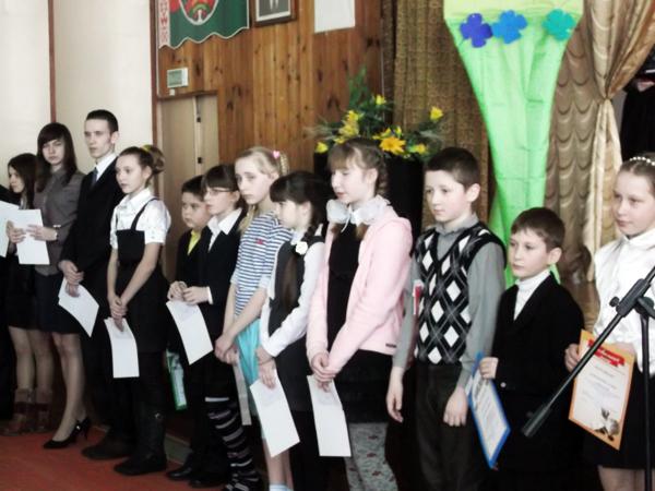 Награждены победители районного этапа предметной олимпиады школьников