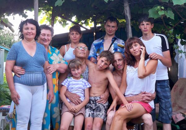 Секретами семейного счастья поделились супруги Алейниковы из Лиозно