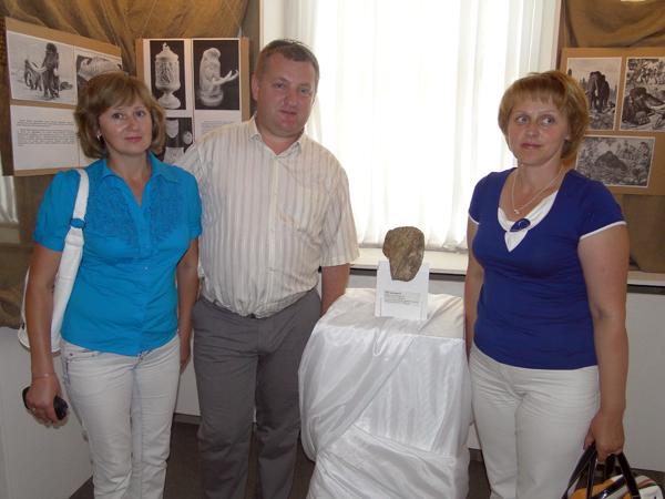 В Лиозненском районе побывала делегация из Старых Дорог