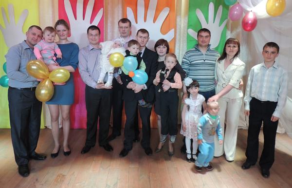 Районный проект «Семья года» приглашает на финальный этап конкурса