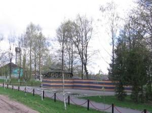 Памятник «Военному поколению Лиозненщины»