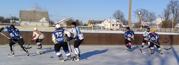 Хоккейные матчи с россиянами завершились победой лиозненцев
