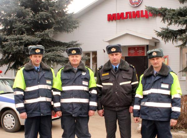 Профессиональный праздник отмечают сотрудники органов внутренних дел