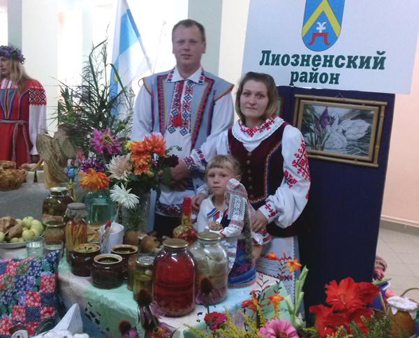 Семья Садовских из аг. Добромысли стала четвертыми в конкурсе «Властелин села»