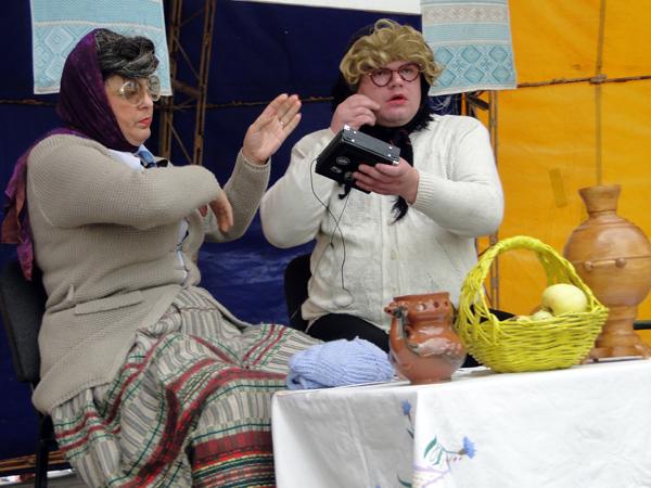 Свята гумару «З невычэрпнай кайстры Несцеркі» — добрая традыцыя у Лёзненскім раёне