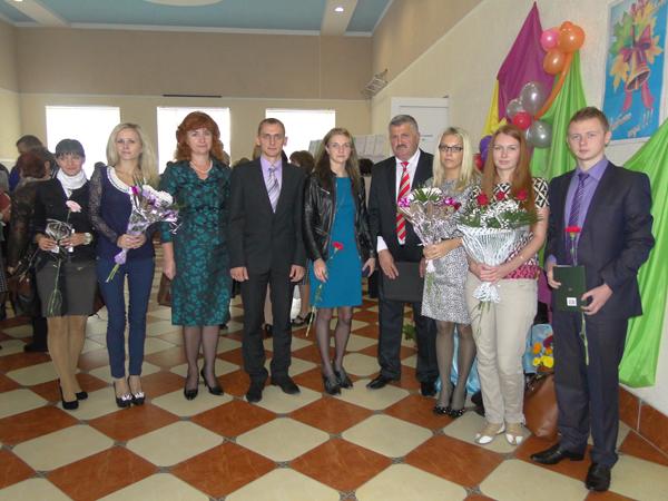 Восемь молодых специалистов прибыли в Лиозненский район в сферу образования