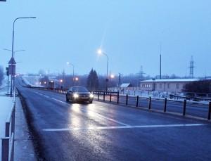 Около 120 км республиканских автодорог введено в эксплуатацию в Беларуси в 2014 году