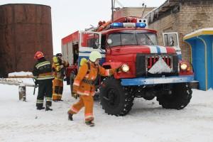 Аварийные службы Лиозненского района готовы к большим морозам