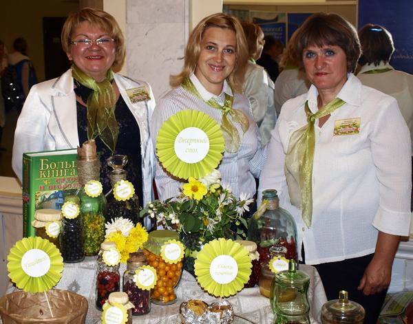 Аппетитные экспонаты «Флоры» представили на выставке «Витебщина — за здоровый образ жизни»
