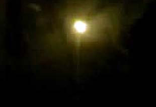 НЛО над Лиозно?