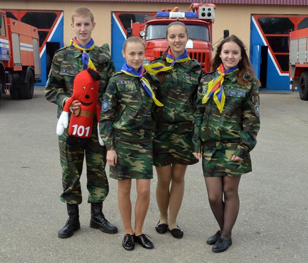 В Лиозненском районе в октябре стартует акция «Молодежь за безопасность»