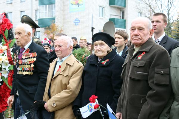 К 72-й годовщине освобождения Лиозненского района готовятся праздничные мероприятия