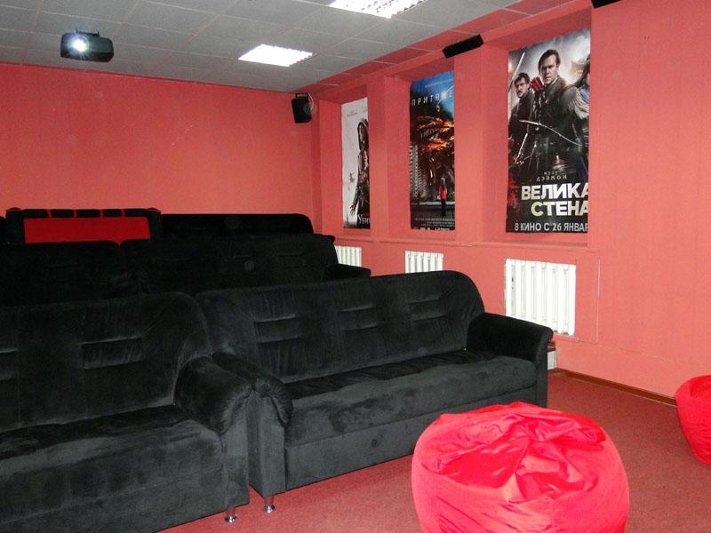 Ещё один зал для просмотра фильмов в 3D-формате работает в Лиозно