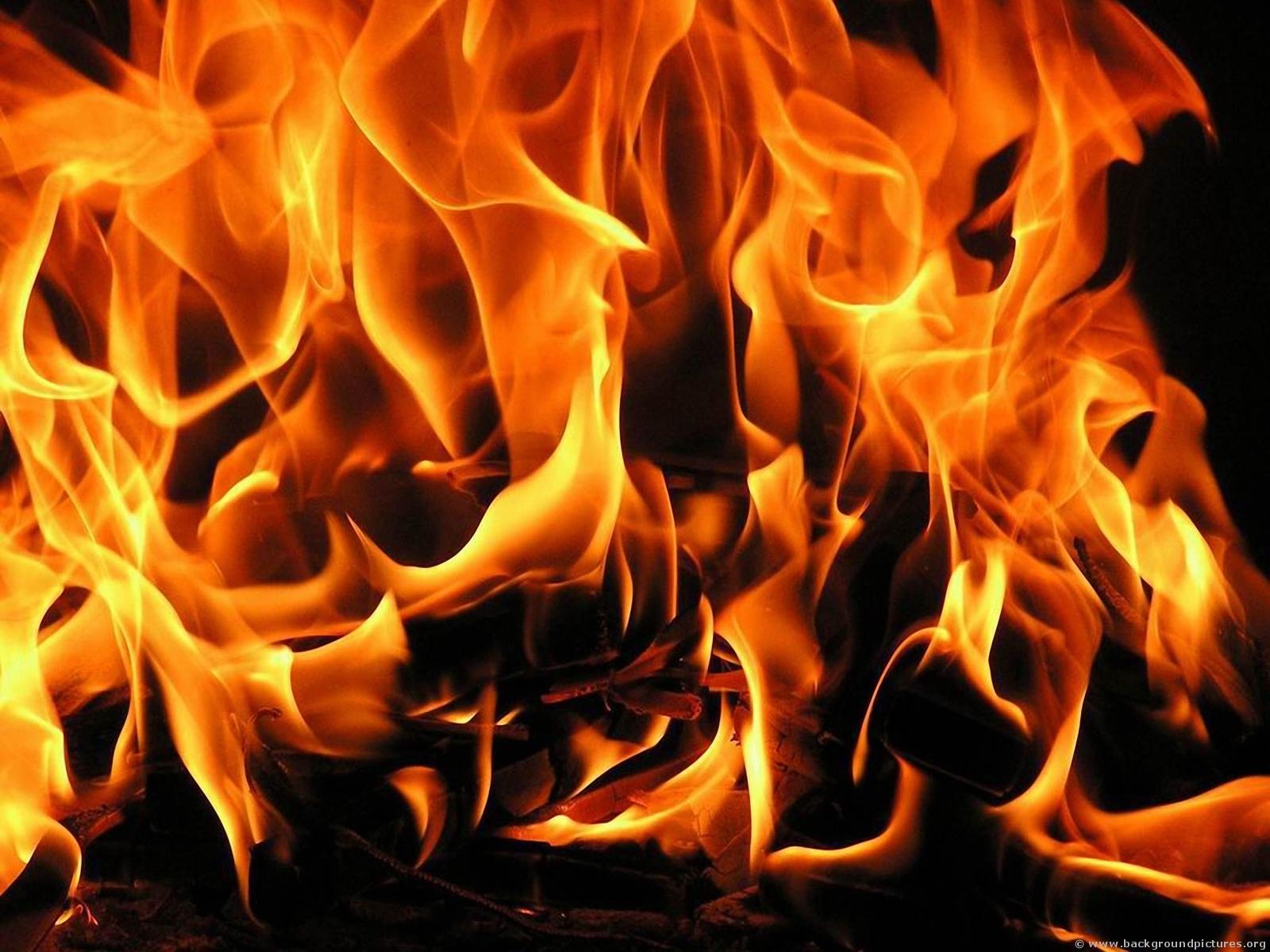 Пожар в Лиозно