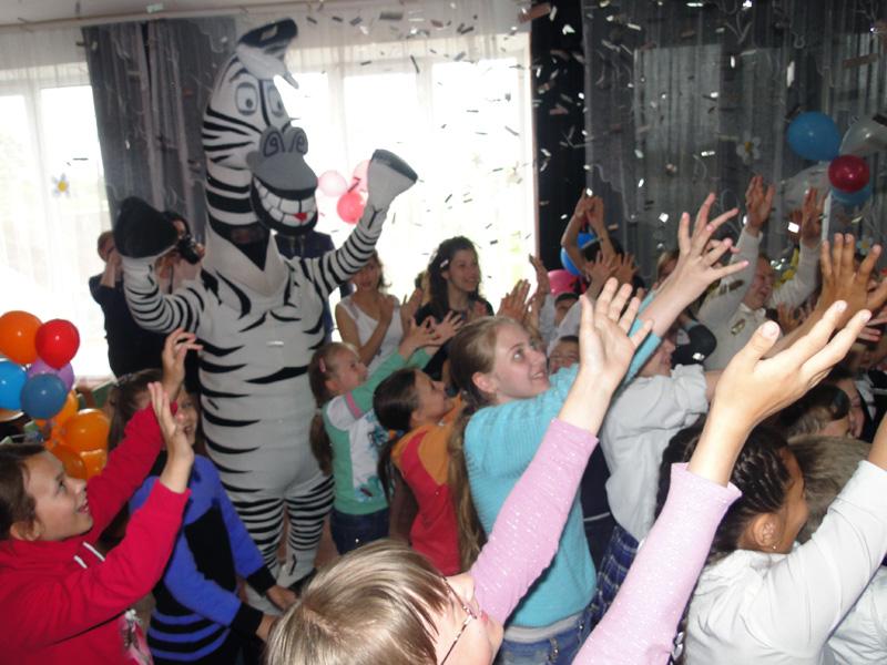 В Лиозненский СПЦ пришёл шумный праздник
